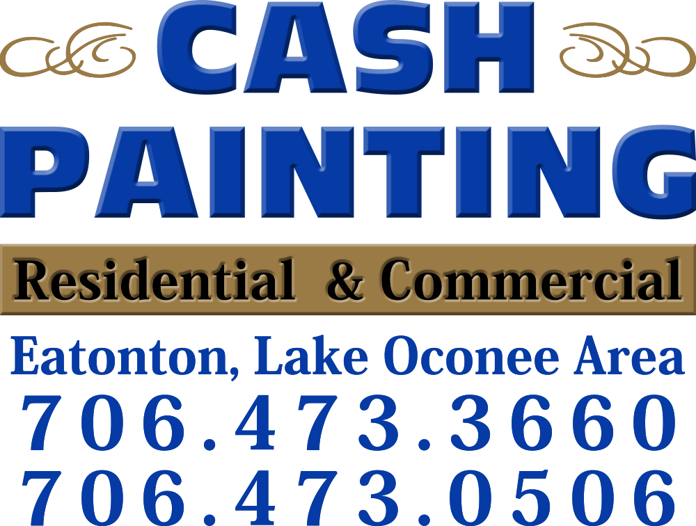 Cash Painting Oconee
